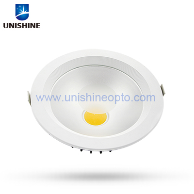 Unishine 6inch 20w dimmable led cob downlight - Downlight led 20w ...